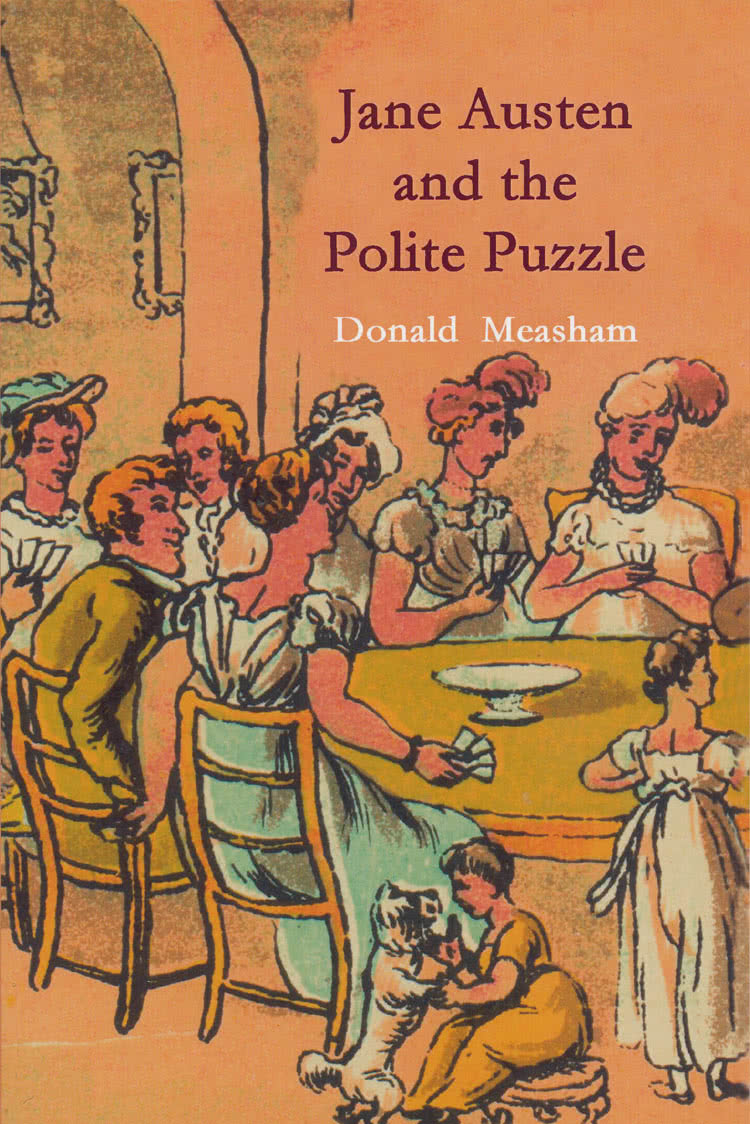 Jane Austen & the Polite Puzzle front cover WSE